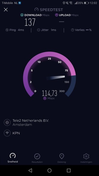 Speedtest app 4.0