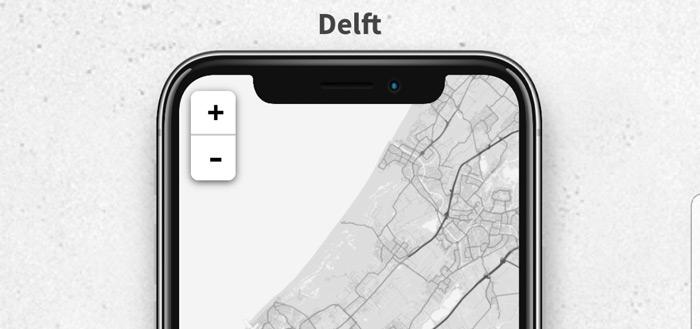 Met deze tool van Alvar Carto maak je de tofste map-wallpapers van je stad
