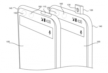 Essential Phone 2 patent