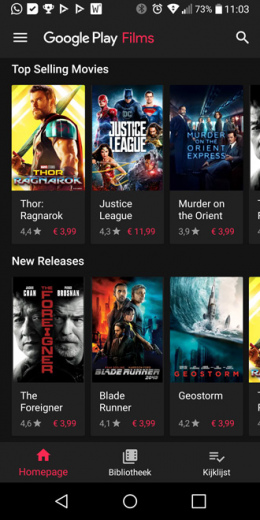 Google Play Movies 4.2
