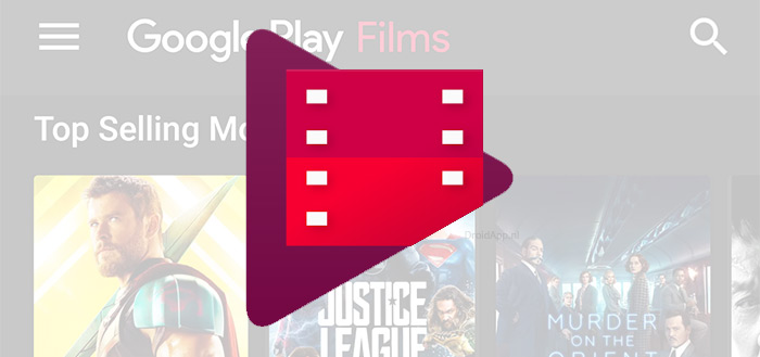 'Google Play Movies gaat jouw films gratis upgraden naar 4K'