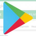 Google test waardeloos Mijn apps-overzicht in Play Store app
