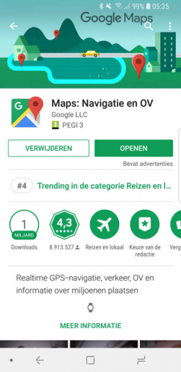 Google Play Store ranking