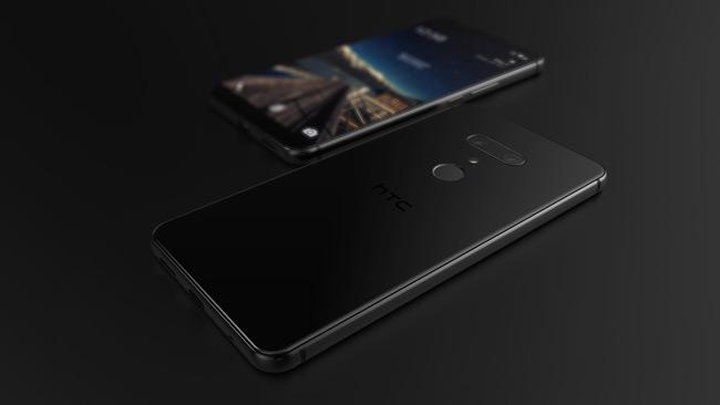 HTC U12 plus concept