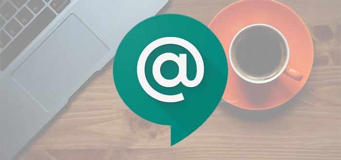 Google brengt Hangouts Chat uit; alternatief voor Slack