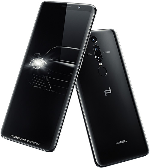 huawei mate rs met porsche design en vingerafdrukscanner. Black Bedroom Furniture Sets. Home Design Ideas