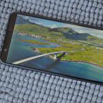 Huawei P Smart beeldscherm