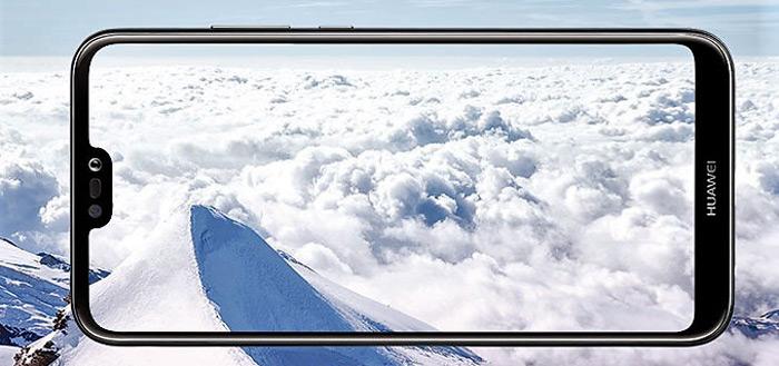 Huawei P20 Lite duidelijk in beeld: foto's, video en specs