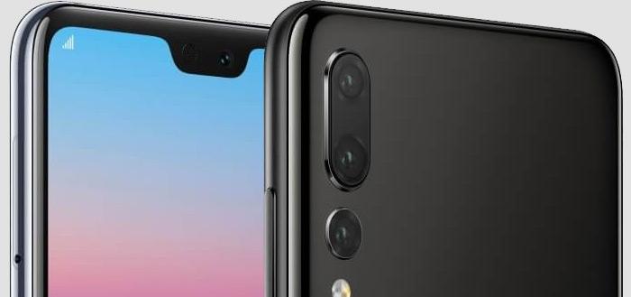Huawei P20 Pro update brengt patch van november 2018