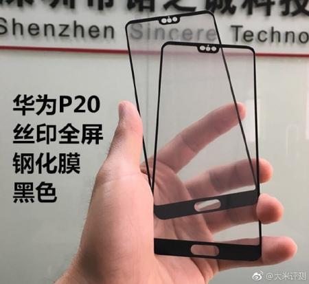 Huawei p20 Beeldscherm