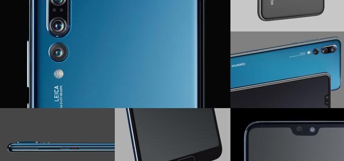 Huawei P20 Pro en Mate 10 Pro ontvangen beveiligingsupdate september 2018