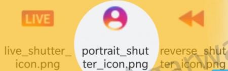 Instagram portretmodus aanwijzing