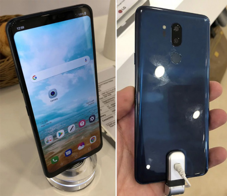 LG G7 Neo MWC