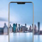 LG G7 renders tonen nieuw toestel in volle glorie, met notch