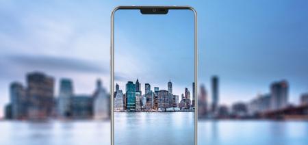 LG laat 'Time-of-Flight' front-camera zien voor LG G8