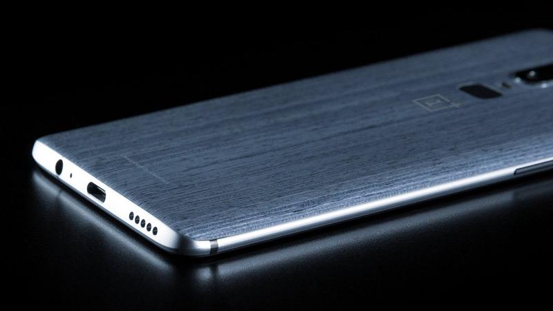 OnePlus 6 Evleaks
