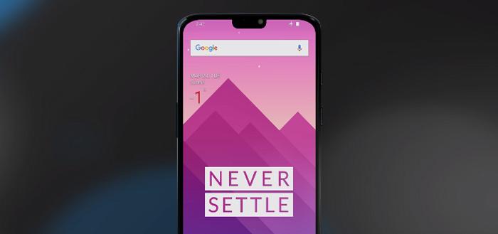 OnePlus bevestigt komst glazen achterzijde nieuwe OnePlus 6