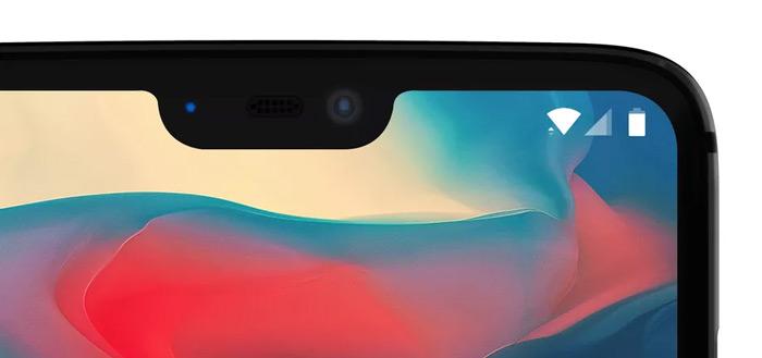 Mede-oprichter van OnePlus laat zich los over de notch van de OnePlus 6