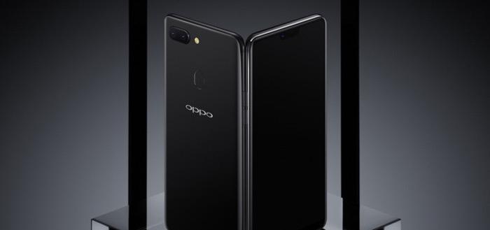 Oppo R15 (mogelijke OnePlus 6) aangekondigd met Android 8.1 Oreo