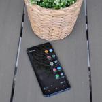 Samsung Galaxy S9 Apps Edge