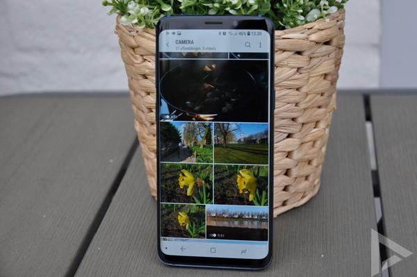 Samsung Galaxy S9 Galerij