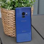 Samsung Galaxy S9 glas