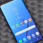 Galaxy S9(+): tussentijdse update brengt Hey Google en meer