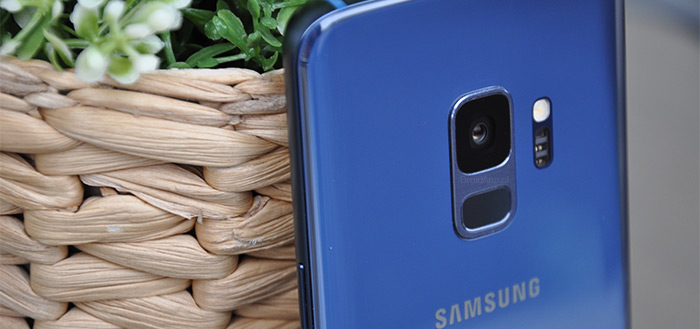 Samsung Galaxy S9(+) en Note 9 krijgen juni-patch met nachtmodus in camera
