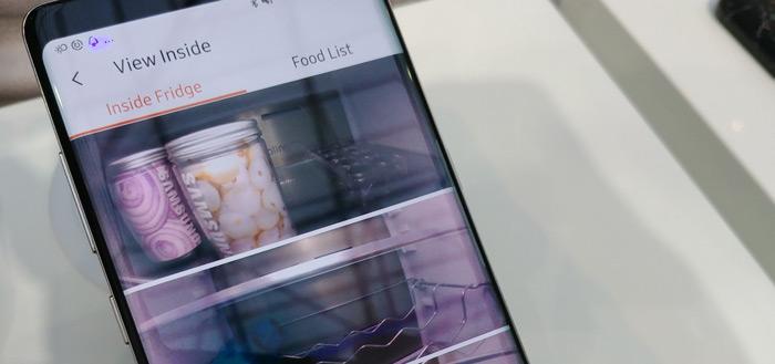Samsung SmartThings: koelkast krijgt ondersteuning voor Albert Heijn