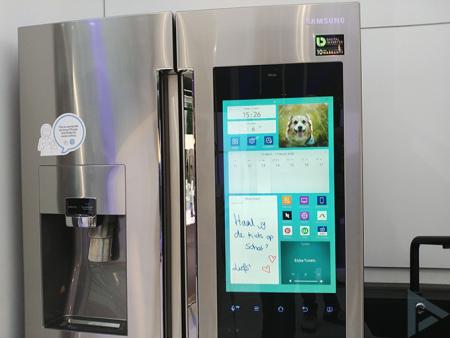 Samsung SmartThings koelkast