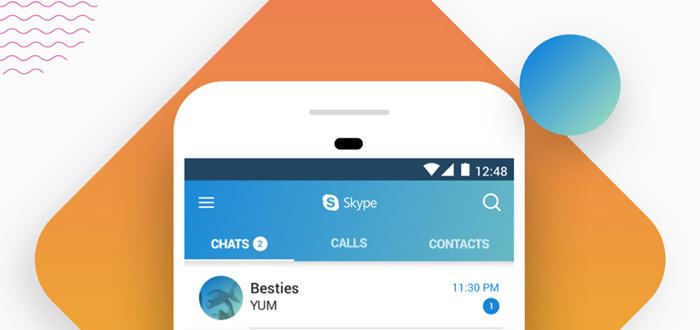 Skype optimaliseert app voor oude Android-versies