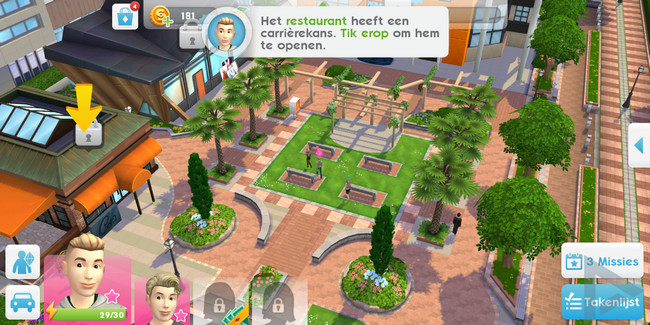 The Sims Android