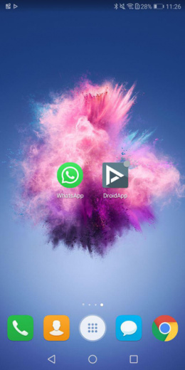 WhatsApp Adaptive Icons