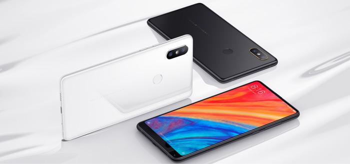 Xiaomi Mi Mix 2S officieel aangekondigd: krachtig en stijlvol