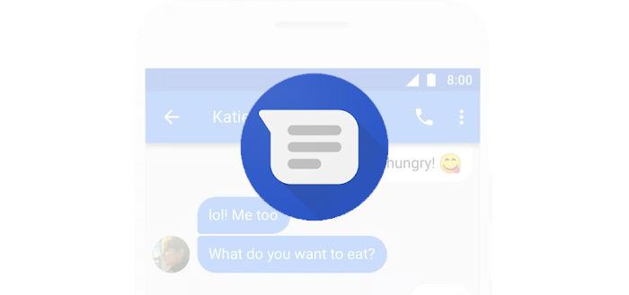 Google Berichten-app krijgt iMessage-reacties en meer