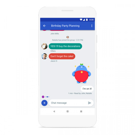 Chat - Google RCS