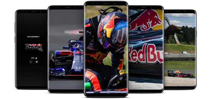 Samsung Galaxy S9/S9+ Red Bull Ring Pack aangekondigd: voor de F1 liefhebbers