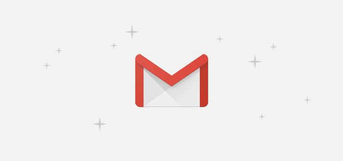 Gmail voor Android krijgt grootse update met nieuw Material Theme: meer wit