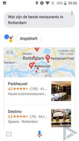 Google Assistent Nederlands 03