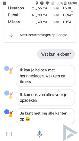 Google Assistent Nederlands 06