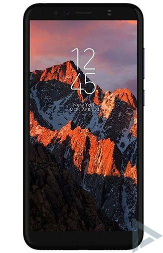 Huawei Y6 2018 zwart