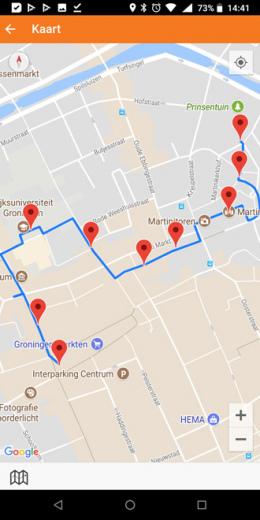 Koningsdag 2018 Groningen