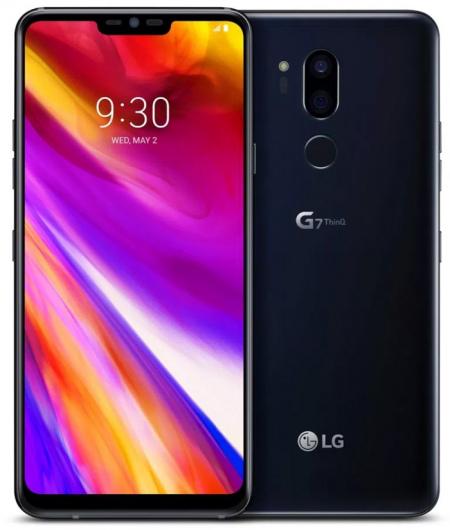 LG G7 ThinQ zwart