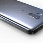 LG G7 te zien in nieuwe renders; met andere opstelling dual-camera