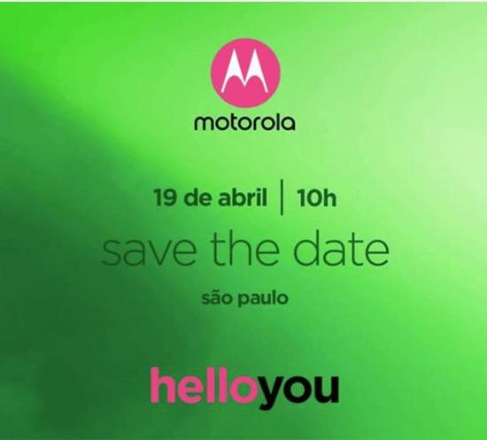 Motorola 19 april