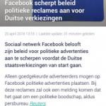 NU.nl app krijgt NUjij weer terug en laat je reageren op nieuws