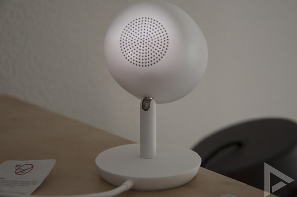Nest Cam IQ Indoor beveiligingscamera