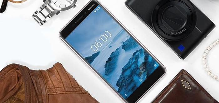 Nokia rolt beveiligingsupdate januari '19 uit voor Nokia 6, 7.1 en 5