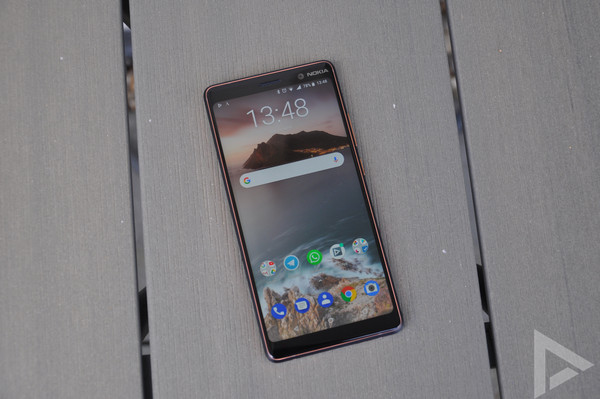 Nokia 7 Plus Android 9.0 Pie september