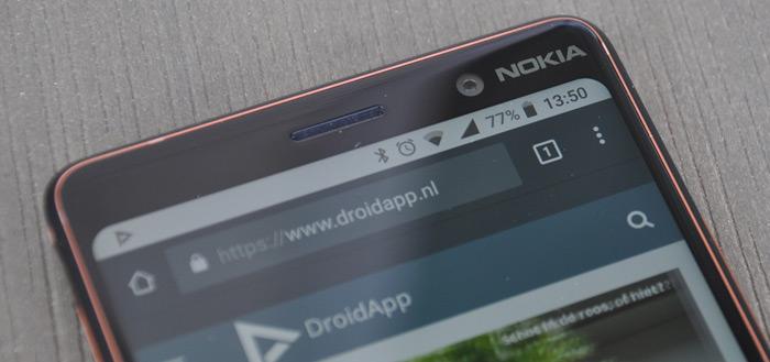 Nokia 7 Plus: update naar Android 10 wordt uitgerold
